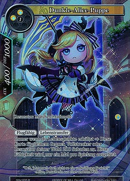 Singles Alice In Booster Dark Stranger Walhalla Series Doll New yvYg6bf7