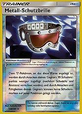 Metall-Schutzbrille