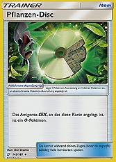 Pflanzen-Disc