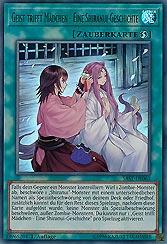 Geist trifft Mädchen - Eine Shiranui-Geschichte