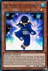 Yuki-Musume, die eisige Mayakashi