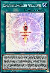 Rangsteigerungszauber Astral-Kraft