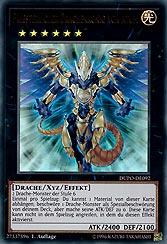 Priesterlicher Drachenkönig von Atum