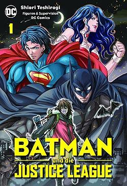 Band 1 Batman und die Justice League Band 1 German | Unlimited