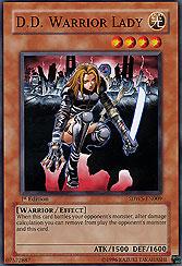 D.D. Warrior Lady