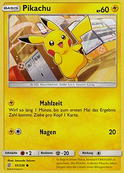 Pokemon Karten Gx Pikachu.Pikachu Bund Der Gleichgesinnten Boosterserien Einzelkarten