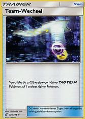 Team-Wechsel