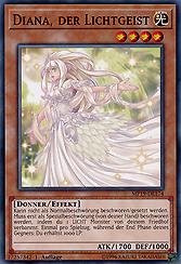 Diana, der Lichtgeist