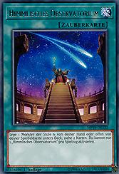 Himmlisches Observatorium