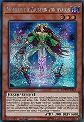 Morgan, die Zauberin von Avalon