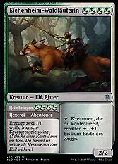 Eichenheim-Waldläuferin