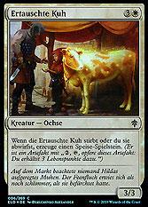 Ertauschte Kuh