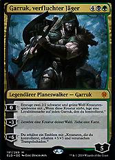 Garruk, verfluchter Jäger