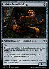 Lebkuchen-Rohling
