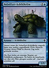 Nebelfurt-Schildkröte