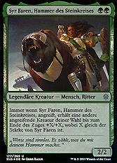 Syr Faren, Hammer des Steinkreises