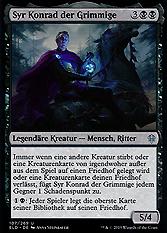Syr Konrad der Grimmige