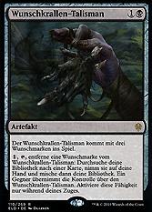 Wunschkrallen-Talisman