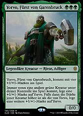 Yorvo, Fürst von Garenbruck