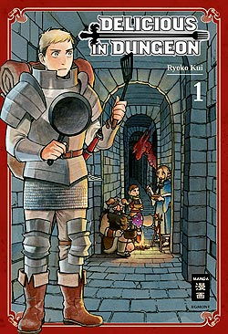 Band 1 Delicious in Dungeon Band 1 German | Unlimited