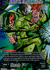 Android 16, Energy Amp...