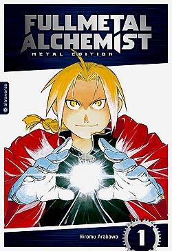 Band 1 Fullmetal Alchemist Metal Edition Band 1 German | Unlimited
