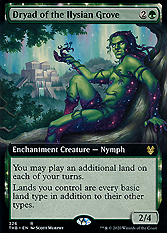 Dryad of the Ilysian G...
