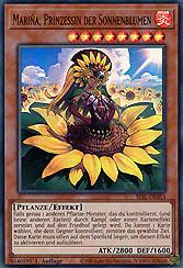Marina, Prinzessin der Sonnenblumen