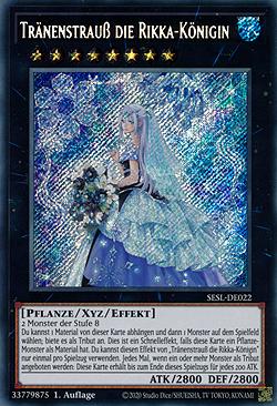 Tränenstrauß die Rikka-Königin