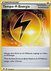 Tempo-Blitz-Energie