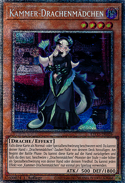 Kammer-Drachenmädchen