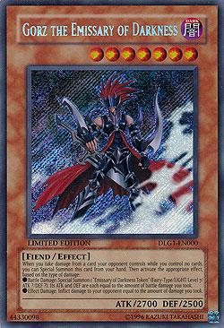 Yu-Gi-Oh! Einzelkarten Special Editions Dark Legends Gorz ...
