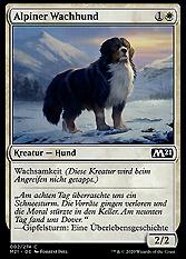 Alpiner Wachhund
