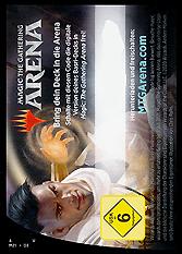 Arena Code Card Starter