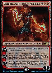 Chandra, Auslöserin der Flamme