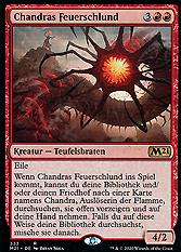 Chandras Feuerschlund