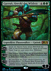 Garruk, Herold der Wildnis