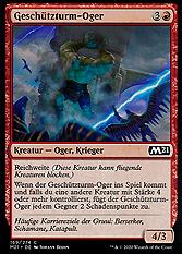Geschützturm-Oger