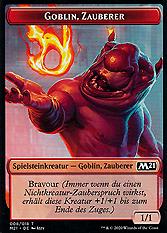 Goblin, Zauberer Spielmarke