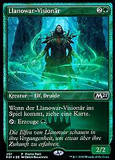 Llanowar-Visionär