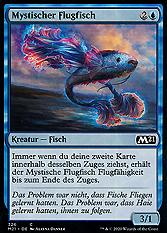 Mystischer Flugfisch