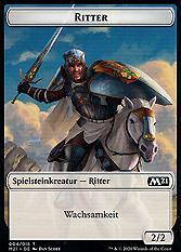 Ritter Spielmarke