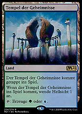 Tempel der Geheimnisse