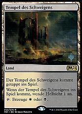 Tempel des Schweigens