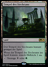 Tempel des Siechtums