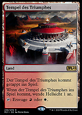 Tempel des Triumphes