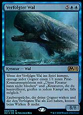 Verfolgter Wal