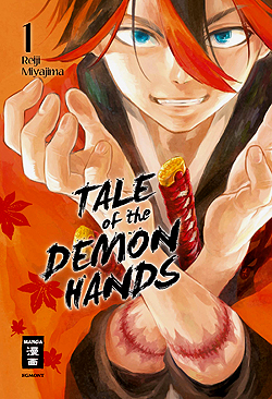 Band 1 Tale of the Demon Hands Band 1 German   Unlimited
