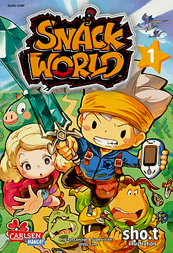 Band 1 Snack World Band 1 German | Unlimited
