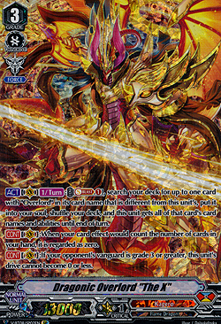 Dragonic Overlord The X